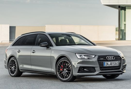 Audi A4 Avant 3 0 Tdi Quattro S Line Black Edition B9 2017 Pr Audi A4 Audi A4 Black Audi