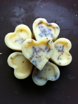 Extraordinary Tutorial to Make Lavender Chamomile Bath Melts