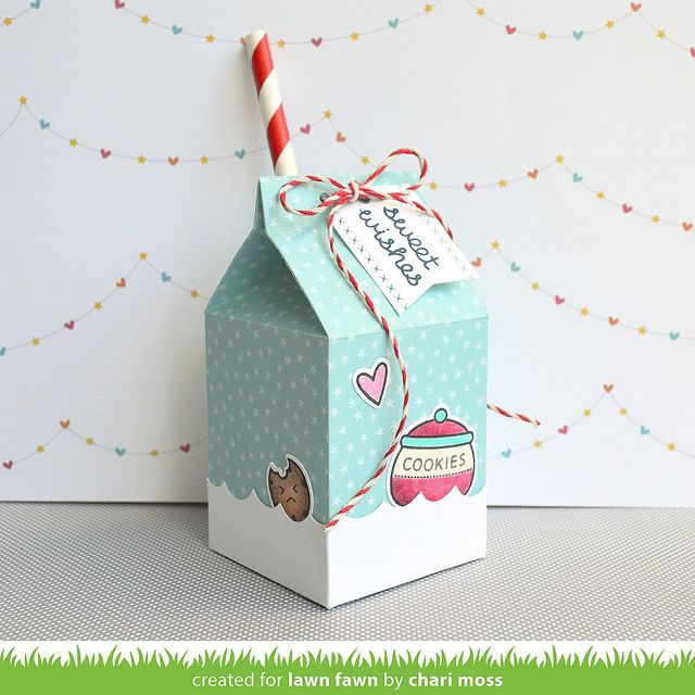 Lawn Fawn Intro Milk Carton and Stitched Borders (the Lawn Fawn blog) is part of lawn Fawn Ocean Waves - Hello and welcome to Lawn Fawn's Summer 2015 Release and Inspiration Week! We are just so excited about this week! We are featuring 4 stamp sets and 5 dies! These products will be available on June 4t