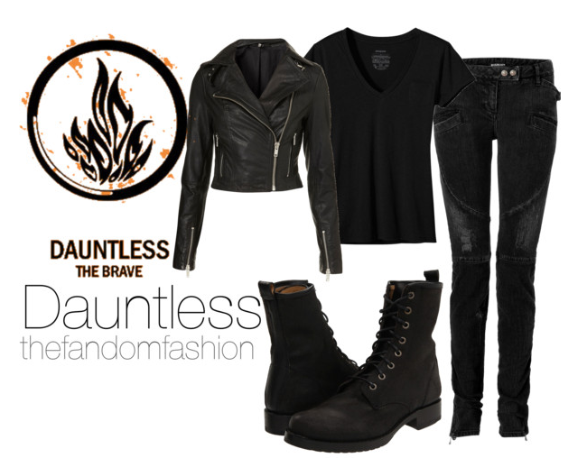 Dauntless inspired, this would be the easiest Halloween costume ...