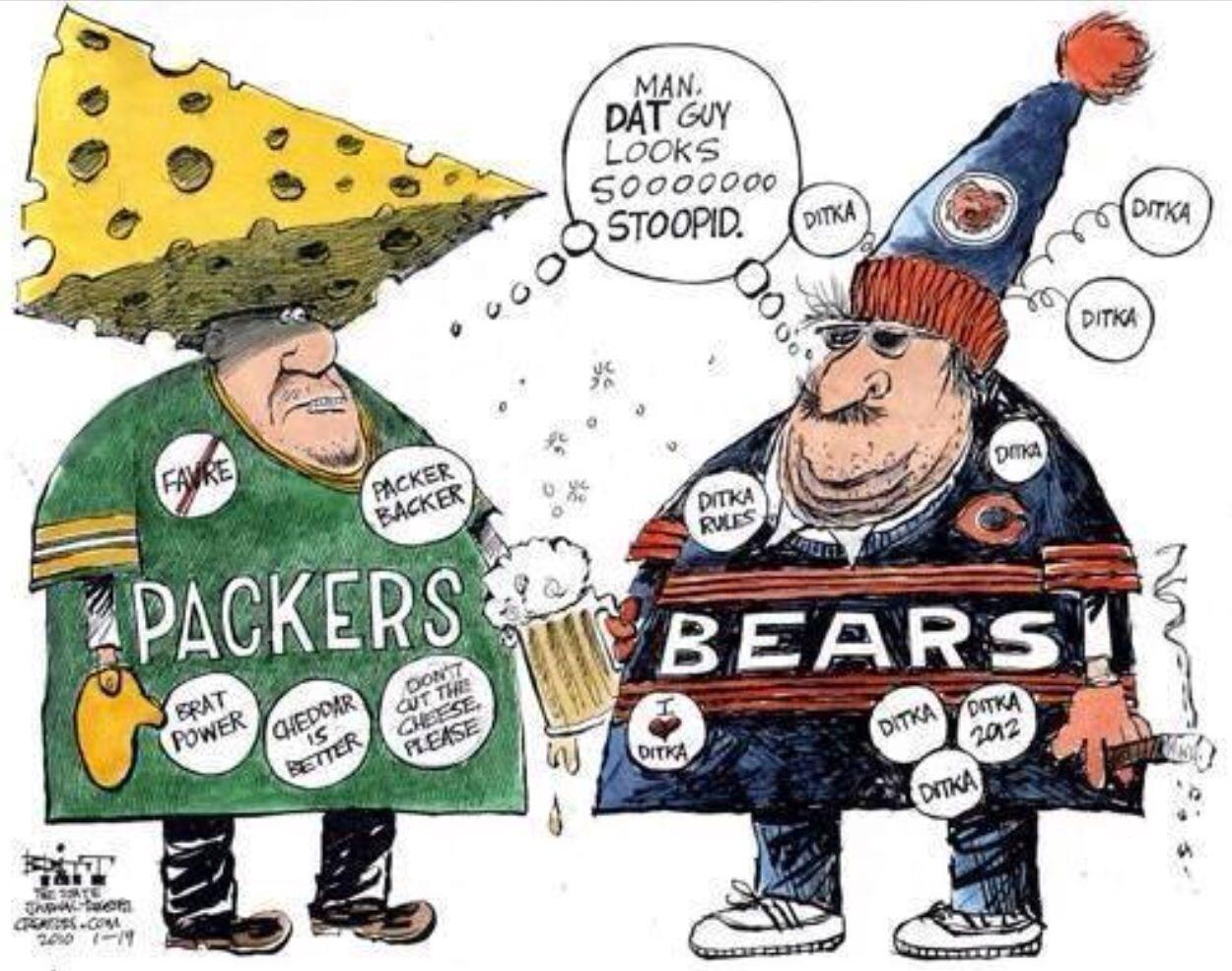 Chicago | Chicago Bears | Pinterest