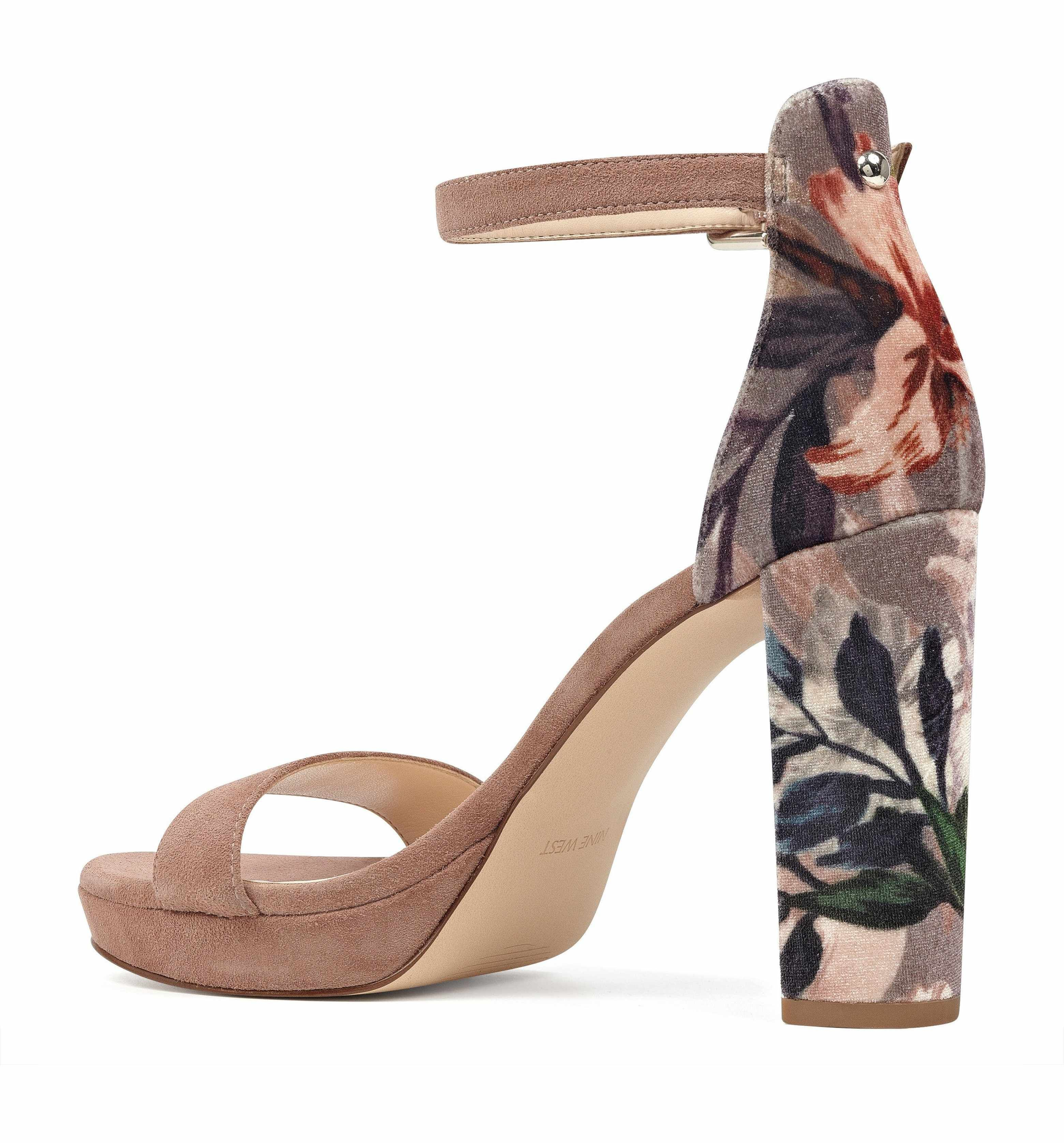 reasonable price available new design Main Image - Nine West Dempsey Platform Sandal (Women ...
