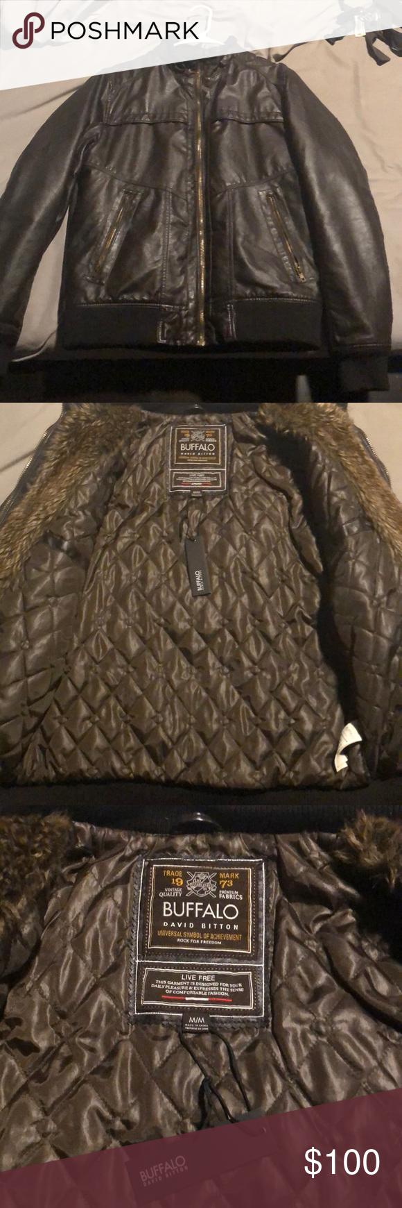 Buffalo David Bitton Jacket Vintage Edition Jackets Buffalo David Bitton Fashion [ 1740 x 580 Pixel ]