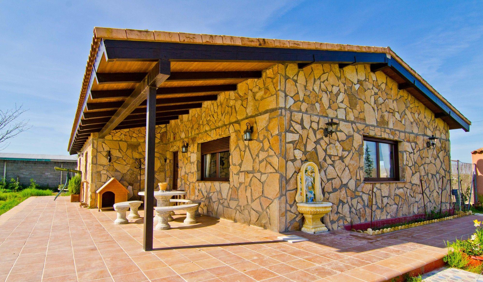 Prefabricadas jaranda cepref prefabricadas modernas y for Casas prefabricadas hormigon modernas