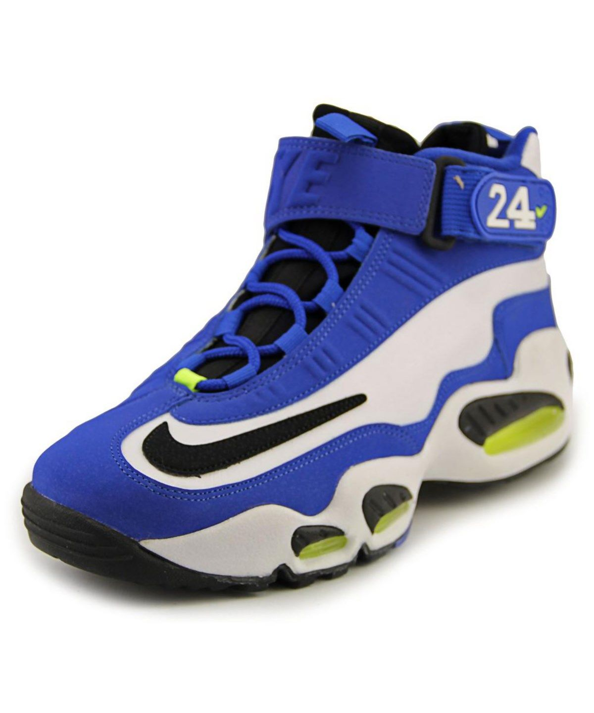 online retailer 47257 5c6c9 NIKE NIKE AIR GRIFFEY MAX 1 ROUND TOE SYNTHETIC BASKETBALL SHOE .  nike   shoes  sneakers