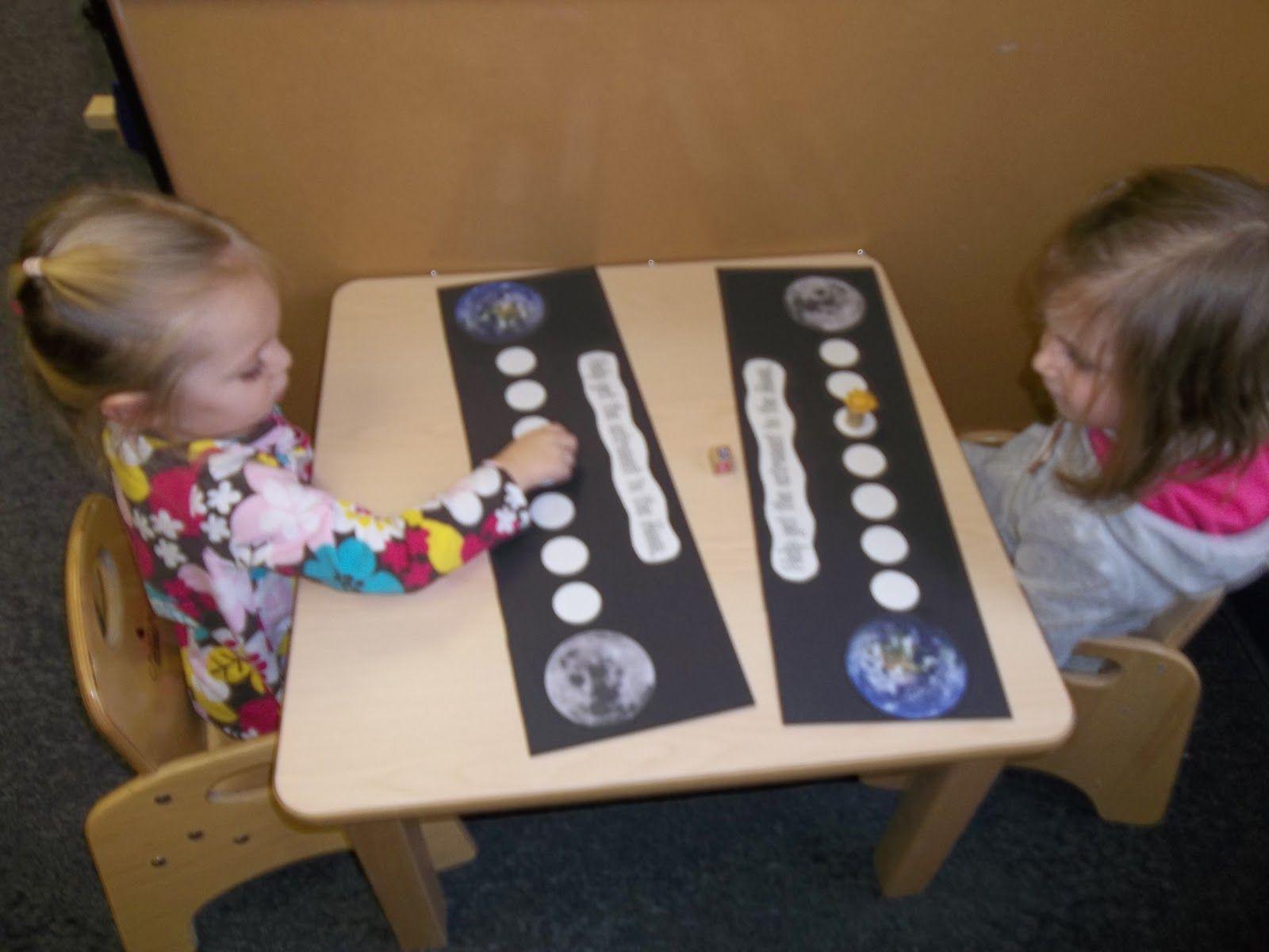 Preschool Math Center