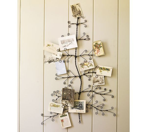 Ideas For A Christmas Card Holder   Find Fun Art Projects To Do At Home And  Arts And Crafts Ideas Also Cute Empty