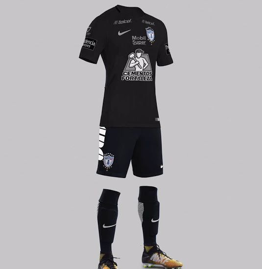 fa898e5cc Nike Club Pachuca 2017-18 Away Kit Revealed - Footy Headlines ...