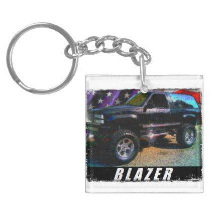 1994 Blazer Keychain - antique gifts stylish cool diy custom