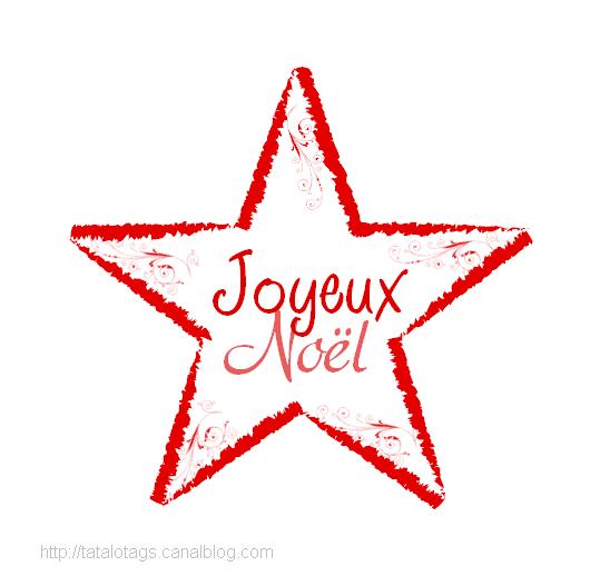 Fabulous Joyeux noël étoie rouge | Des images pour dire | Pinterest  LJ74