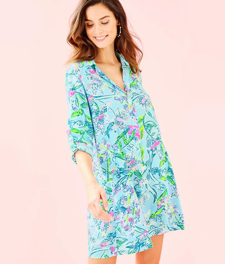 4048ed8848c4f Lilly Pulitzer Lillith Tunic Dress in 2019 | Products | Pinterest ...
