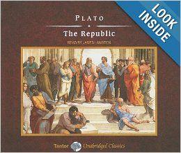 The Republic: Plato read by James Langton http://library.uakron.edu/record=b4738700~S24