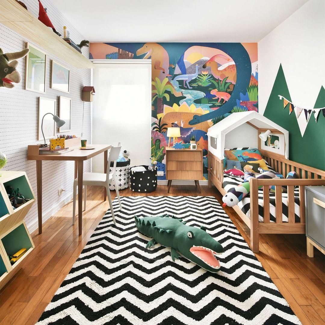 boy room ideas The conclusion of summer is the perfect