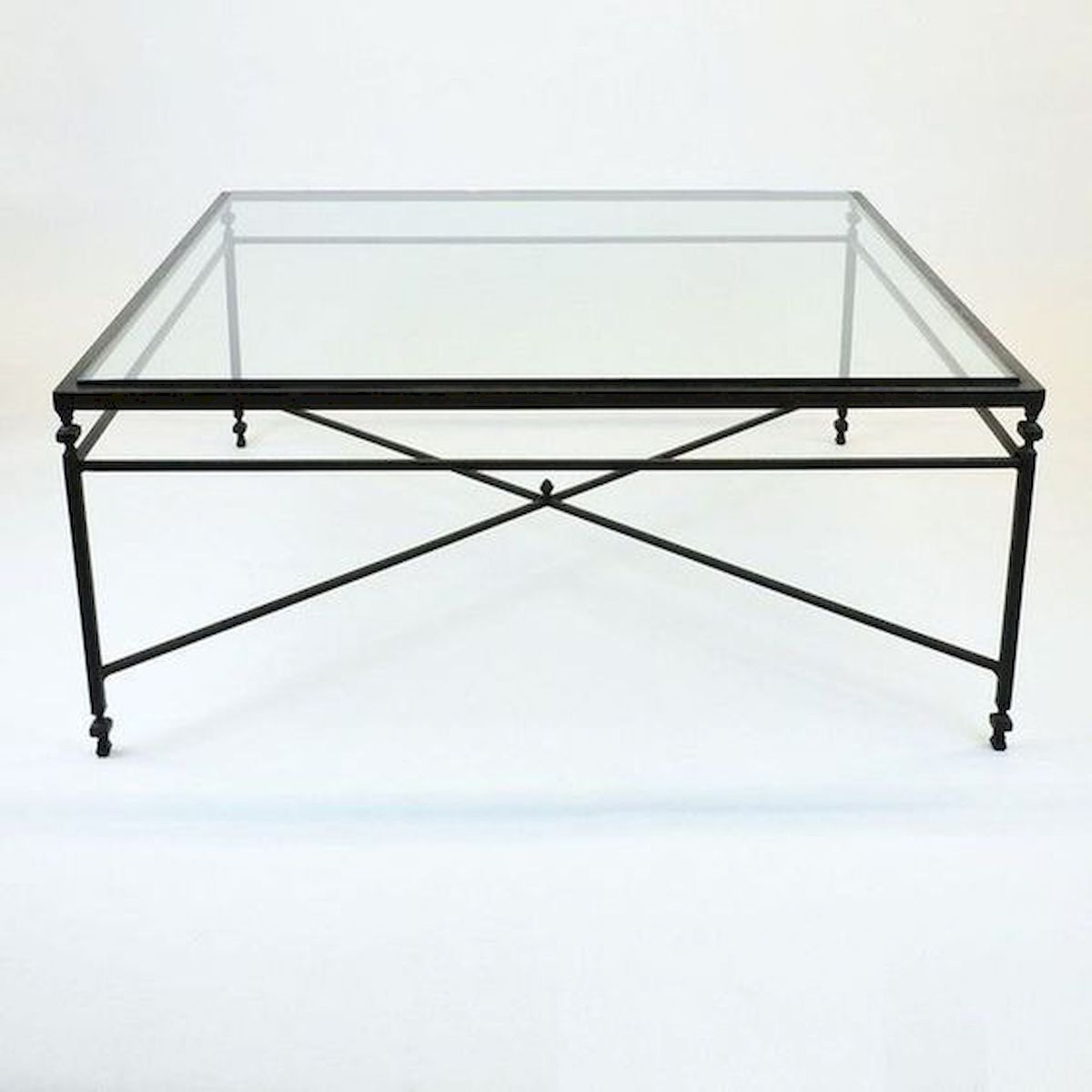 40 Awesome Modern Glass Coffee Table Design Ideas For Your Living Room Large Square Coffee Table Square Glass Coffee Table Coffee Table Square [ 1200 x 1200 Pixel ]
