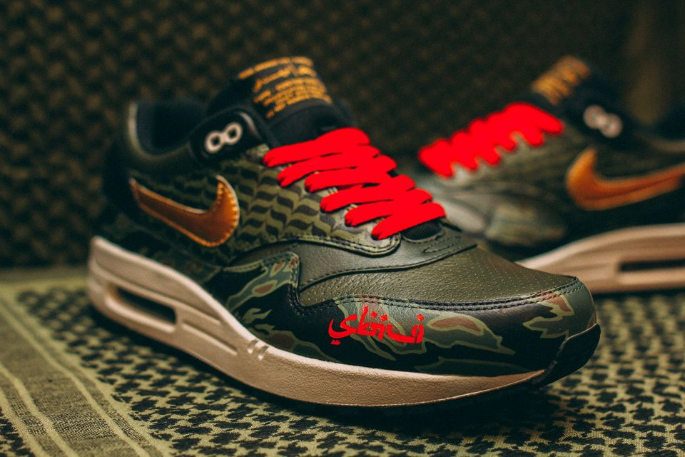 sports shoes cde70 f1f0a amongst few SBTG Nike Air Max 1 Alpha Foxtrot