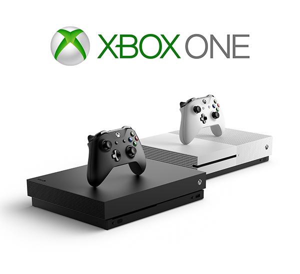 Xbox One X Y Xbox One S Plantas De Casas