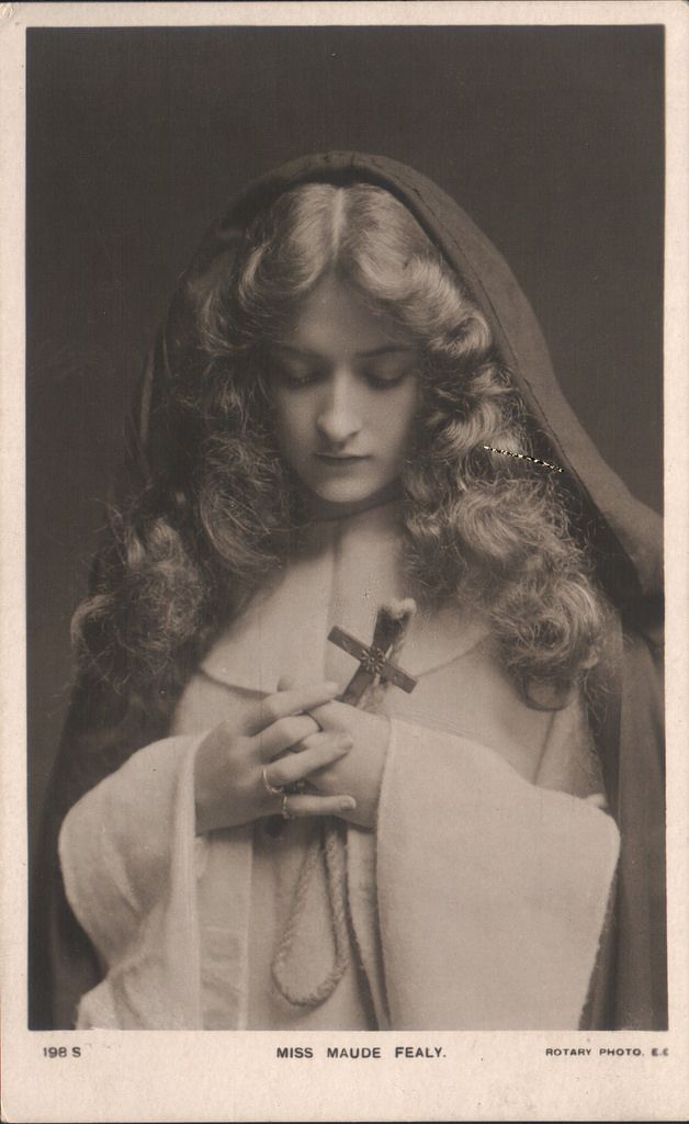 Photo of Maude Fealy – Rotary 198s