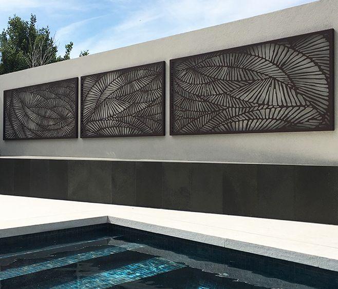 Ferlie Outdoor Wall Art Elet A Szabadban Kerites Kert