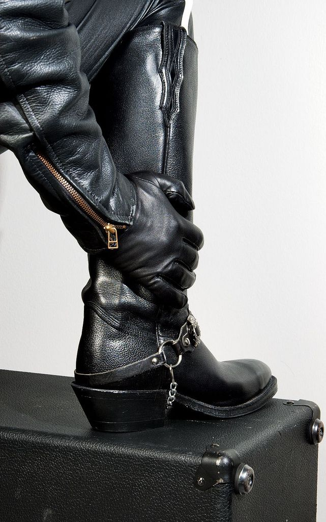 ea254c42ff5 Oh! My! Gosh!!!! I am in love.... #Mens #Black #Leather #Boots ...