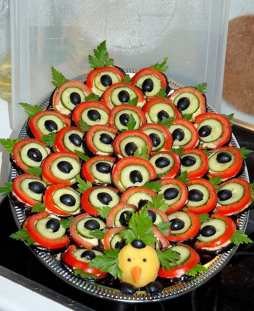 Peacock Mukimono Frutas Y Verduras Pinterest Food