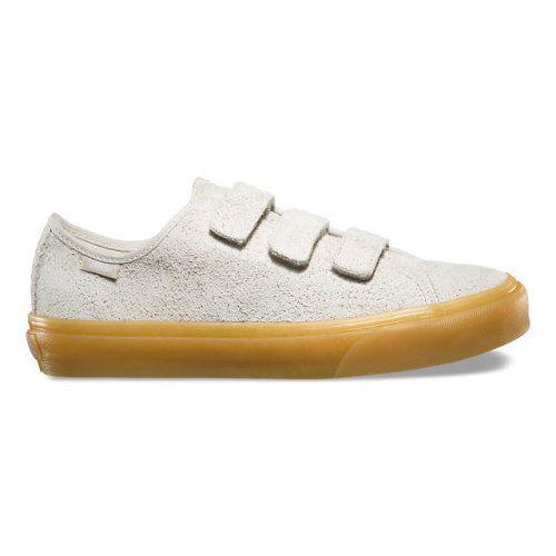 http://SneakersCartel.com Vans Fuzzy Suede Style 23 V #sneakers #
