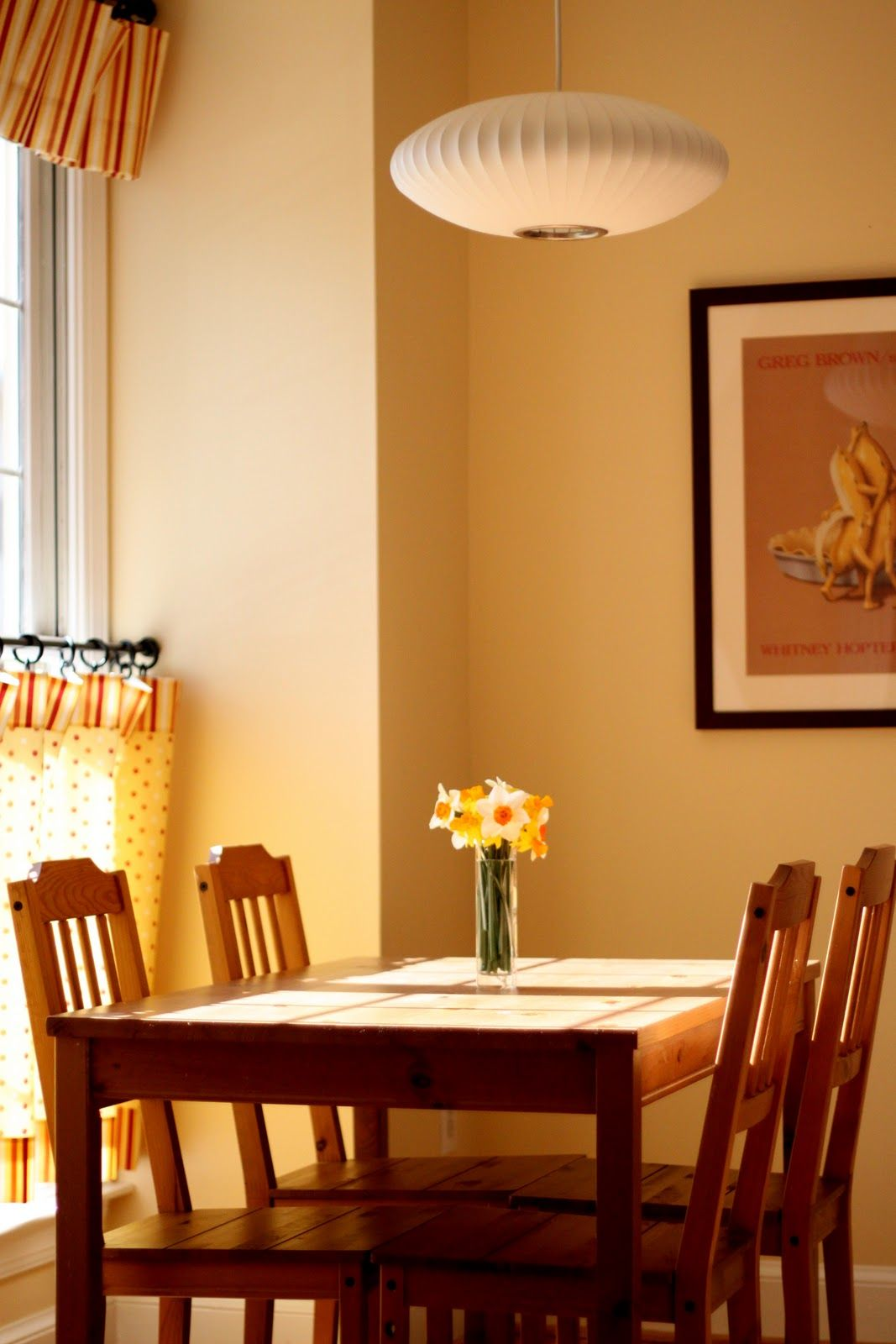 pin by ks b on basement kitchen wall colors dining room on best wall color for paintings id=67793