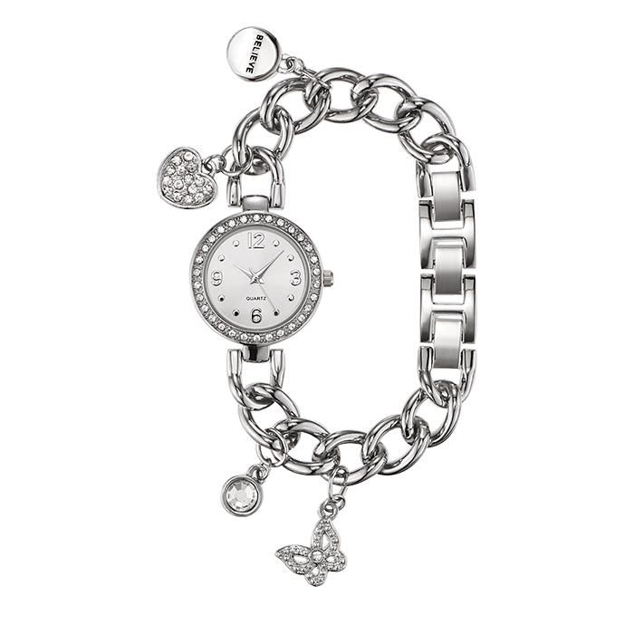 Avon Watch Meets Charm Bracelet This