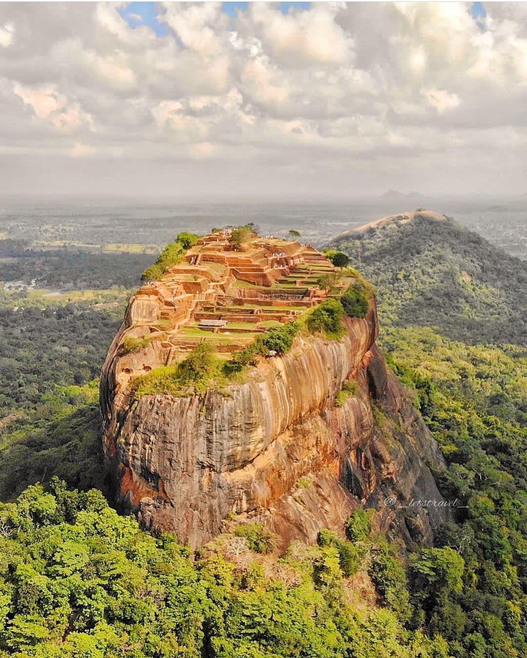 Wonderful Places On Instagram Sigiriya Sri Lanka