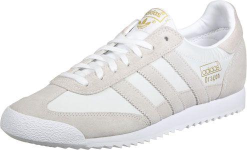 adidas Dragon OG Schuhe weiß | schuhe | Adidas, Adidas