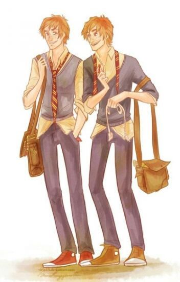 Weasley Twins X Reader One-Shots And Imagines | harry potter