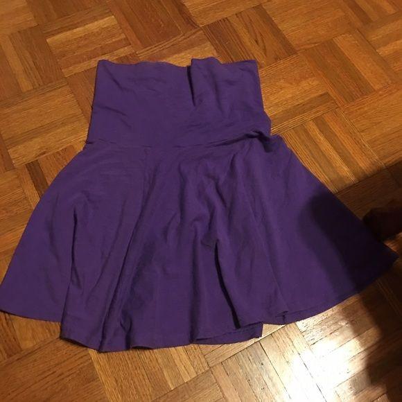 American apparel skater skirt EUC American apparel skater skirt in purple. Cheaper on ♏️ercari American Apparel Skirts Circle & Skater