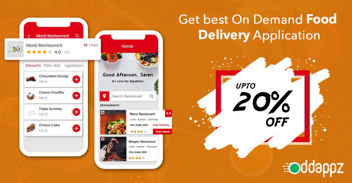 Start your Online Food Ordering Business Today Discount