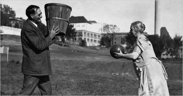 Image result for Who Invented Basketball?