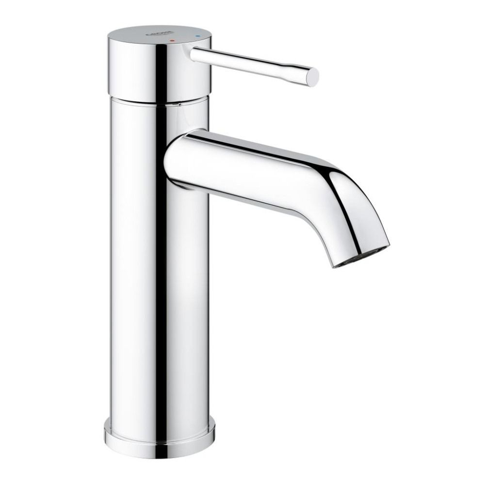Grohe Essence New 1 gats wastafelkraan S Size chroom | Pinterest