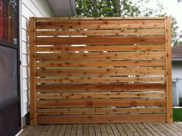 Deck privacy screen ideas incredible ideas outdoor privacy for Patio deck privacy screen