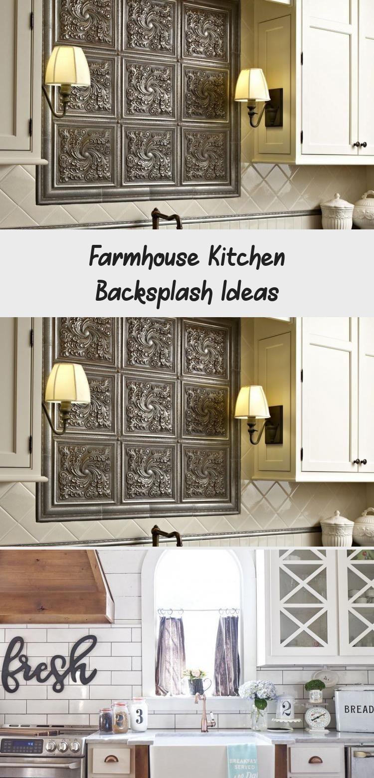 - Farmhouse Kitchen Backsplash Ideas In 2020 Farmhouse Kitchen