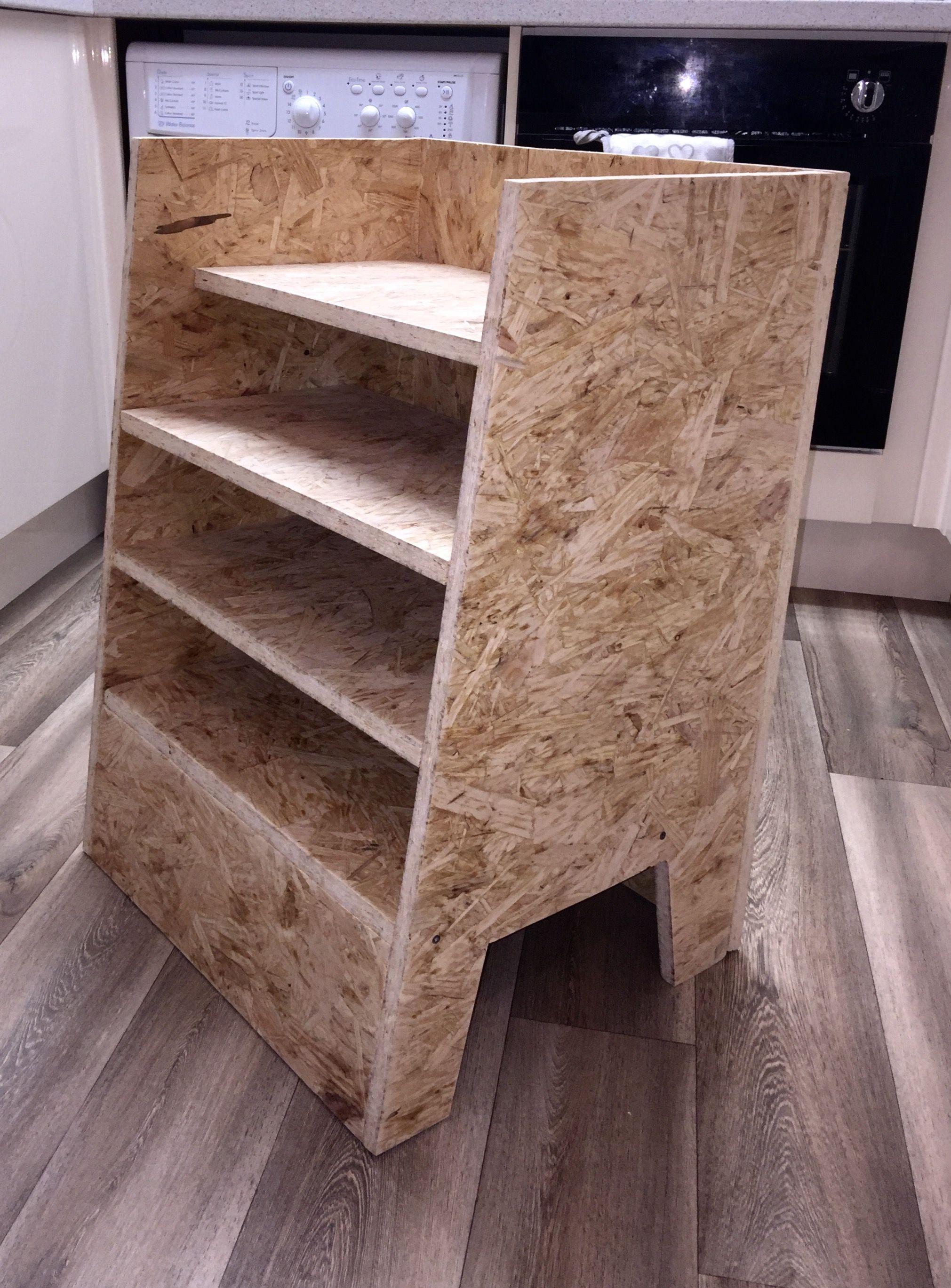 Osb Hi Fi Rack Osb Pinterest Osb Wood And Woods # Hifi Furniture Wood High Quality