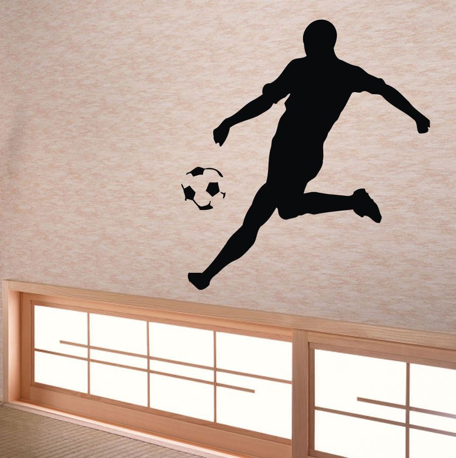 Wall Decals Vimyl Decal Sticker Dorm Art Mural Gym Decor