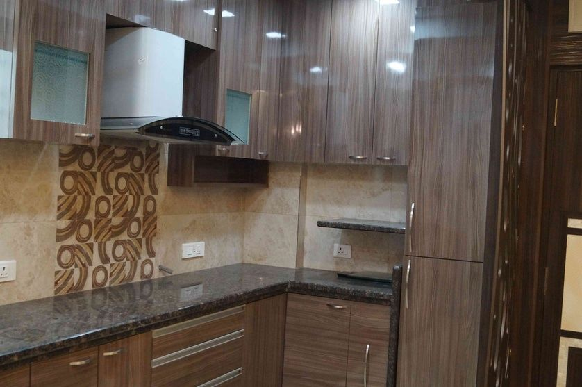 Kitchen With Granite Countertop Design By Arpita Doshi Architect