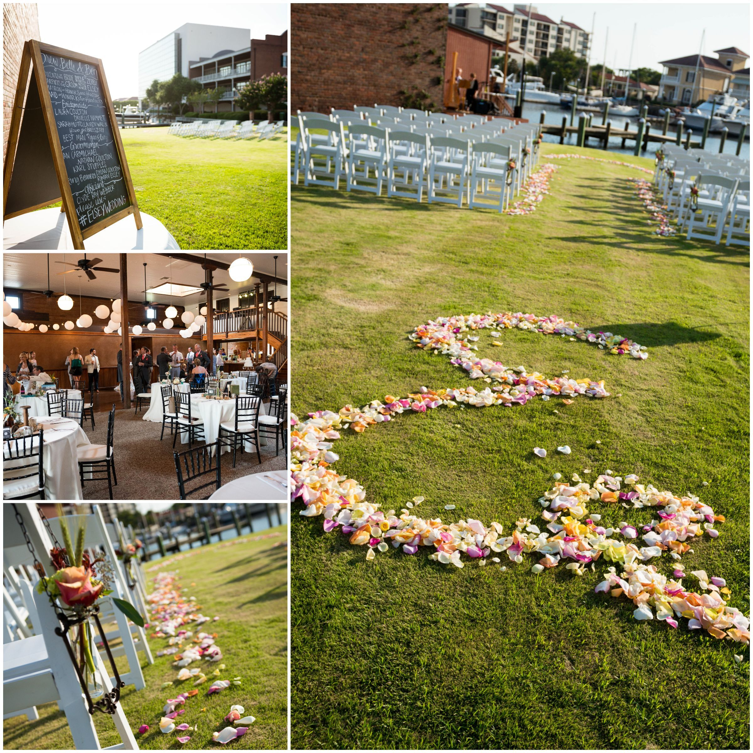 The Beautiful Palafox Wharf Waterfront Reception Venue In