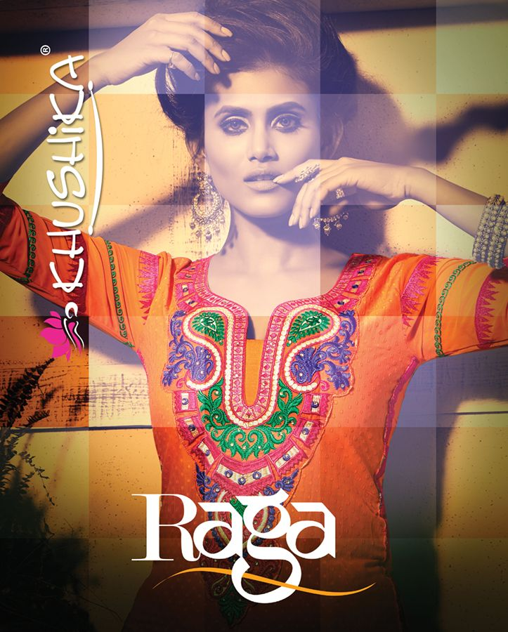 Embellish your style with our latest designer collection RAGA.