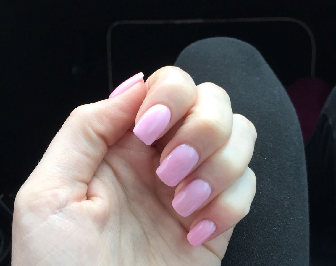 Natural pink nexgen | nailed it | Pinterest | Make up