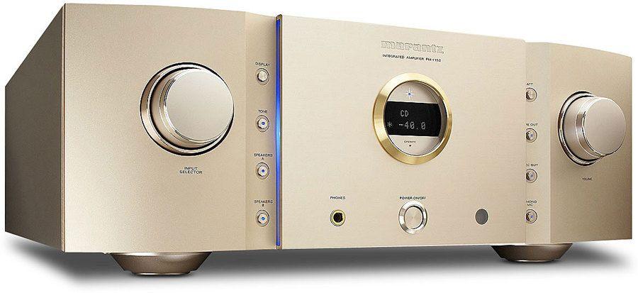 Marantz PM11S2 StereoVerstärker Tests & Erfahrungen im