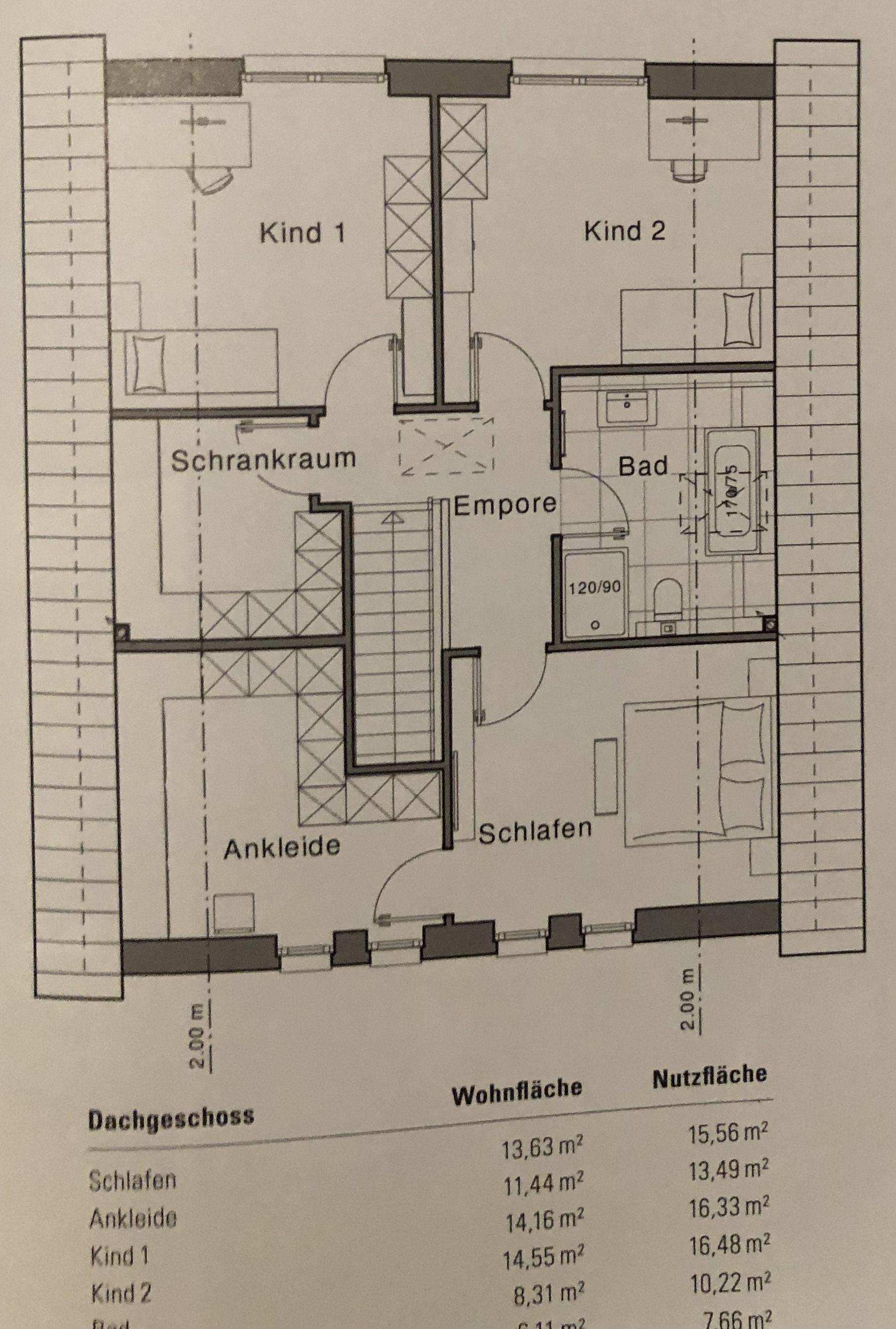 Schlafzimmer+Ankleidezimmer+Badezimmer,19 Kinderzimmer+Kinderbad
