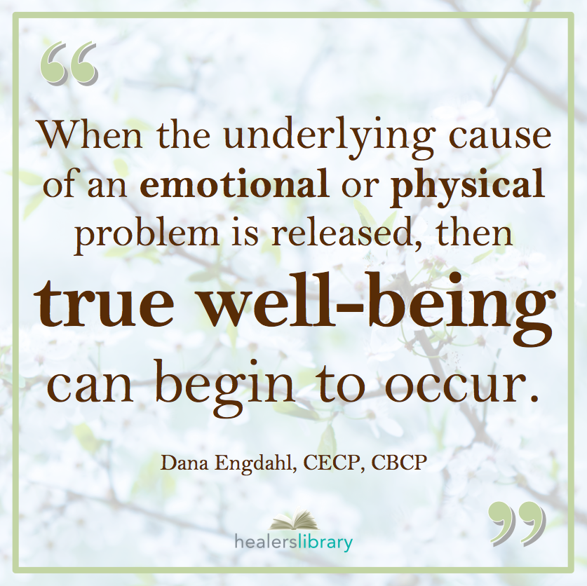 Dana discovered The Emotion Code and The Body Code while undergoing ...