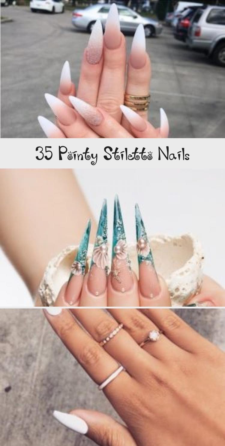 Pointy Stiletto Nails  #Stiletto #Nails #long #glitter #chrome #sparkle #matte #MaroonStilettoNails #CuteStilettoNails #StilettoNailsWedding #StilettoNailsRainbow #StilettoNailsDesigns