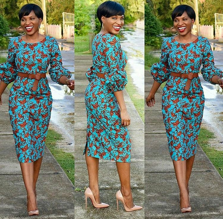 Top 30 Unique Ankara Styles In Vogue Collections Brings The Latest High Street Fashion Online