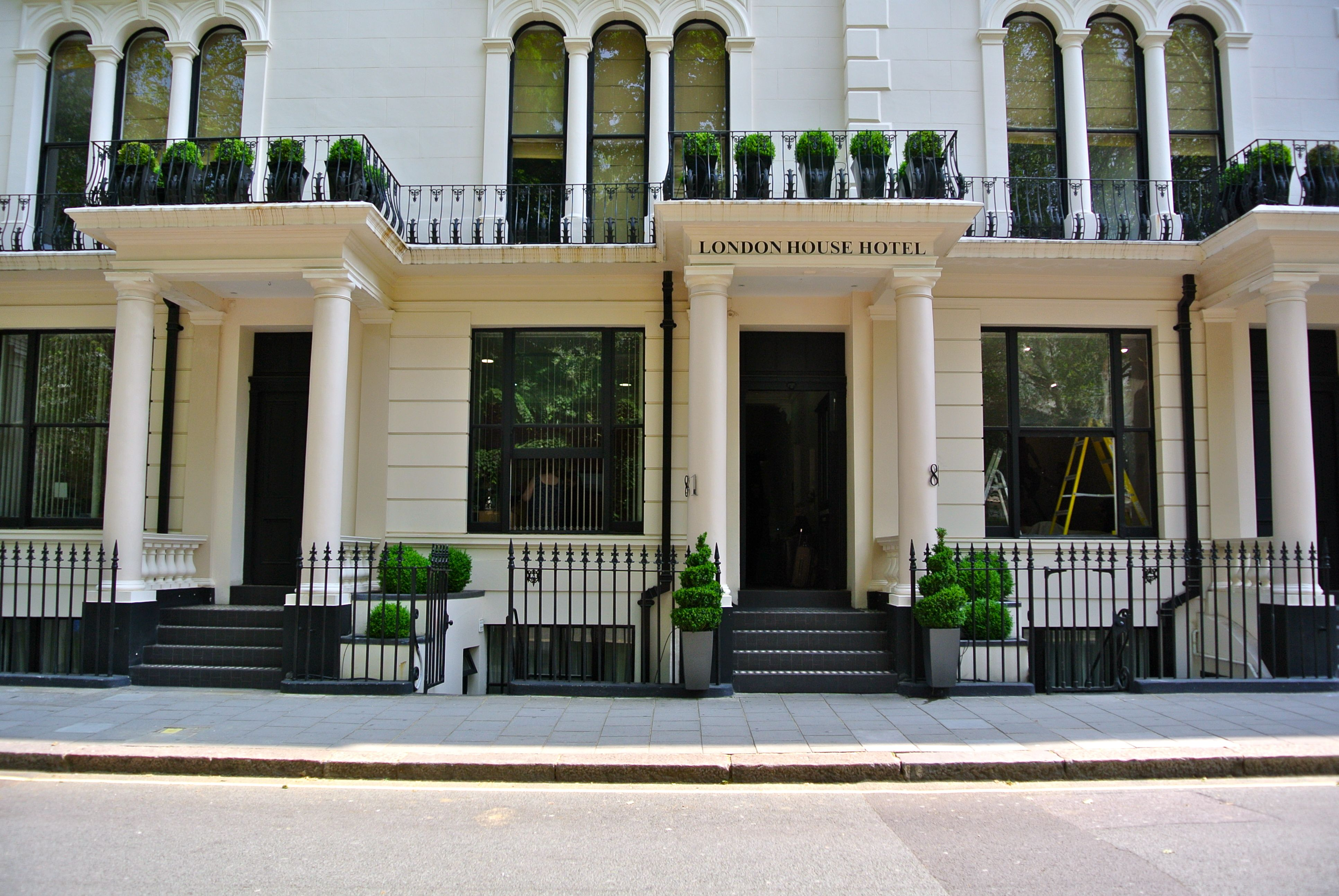 a214ff0927559efd50fb78af9f07bdbc - London House Hotel Kensington 81 Kensington Gardens Square