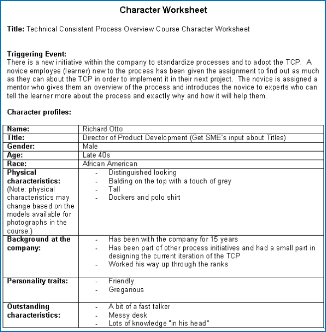 Character Building Worksheet  Google Search  Literacy
