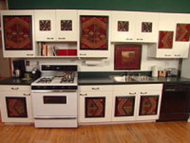 reface your old cabinets! | Make something | Pinterest | Decoration ...